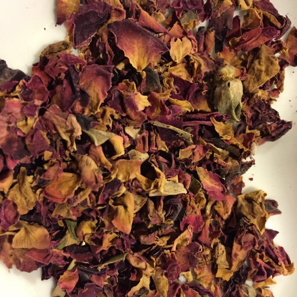 Herbal Rose Petal Pink Loose Leaf Tea