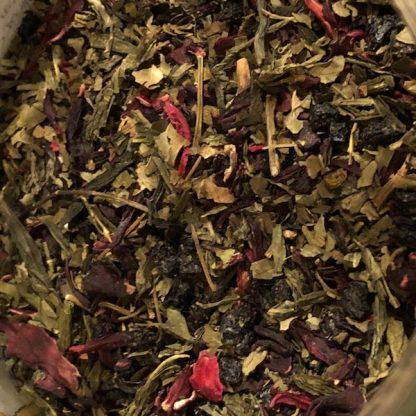 Otto's Granary Acai Amazon Berry Green Loose Leaf Tea