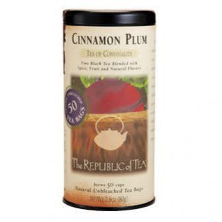 Cinnamon Plum Black Tea by The Republic of Tea