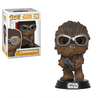 Star Wars Solo Chewbacca #239 POP! Bobblehead