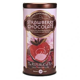 Otto's Granary Strawberry Cuppa Chocolate Tea by The Republic of Tea