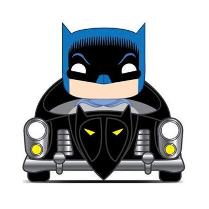 Otto's Granary Batman 1950 Batmobile 80th Anniversary POP! Bobblehead