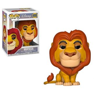 Otto's Granary The Lion King Mufasa #495 POP! Bobblehead