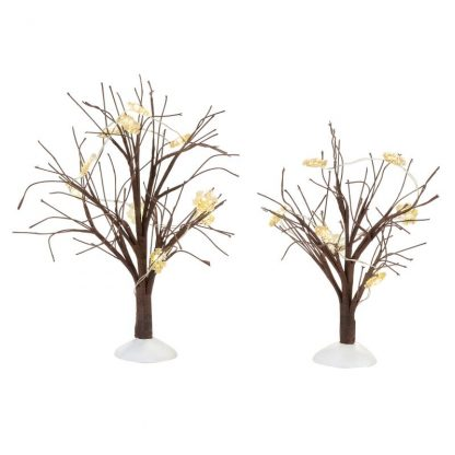 Otto's Granary Winter Flurries Bare Branch - Village Accessories