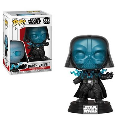 Otto's Granary Star Wars Electrocuted Darth Vader #288 POP! Bobblehead