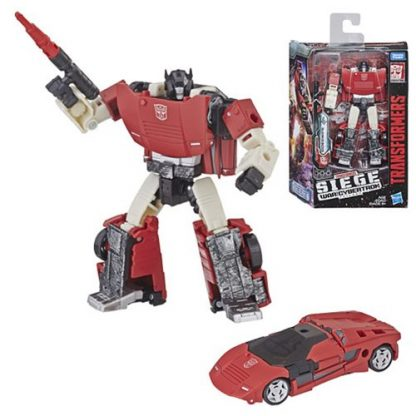 Otto's Granary Transformers Generations War for Cybertron: Siege Deluxe Sideswipe