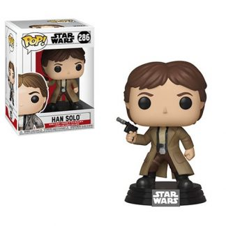Otto's Granary Star Wars Endor Han Solo #286 POP! Bobblehead