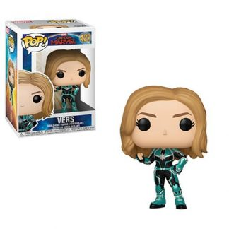 Otto's Granary Captain Marvel Vers #42 POP! Bobblehead