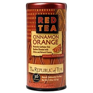 Otto's Granary Cinnamon Orange Red Tea by The Republic of Tea
