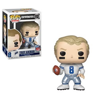 Otto's Granary NFL Legends Troy Aikman #112 POP! Bobblehead