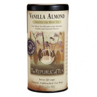 Otto's Granary Vanilla Almond Black Tea by The Republic of Tea