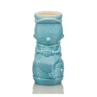 Otto's Granary Popeye Sweet Pea 15oz. Tiki Mug