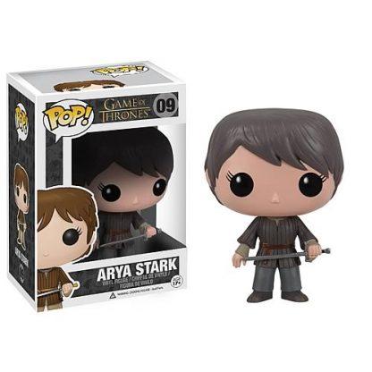Otto's Granary Game of Thrones Arya Stark #09 POP! Bobblehead