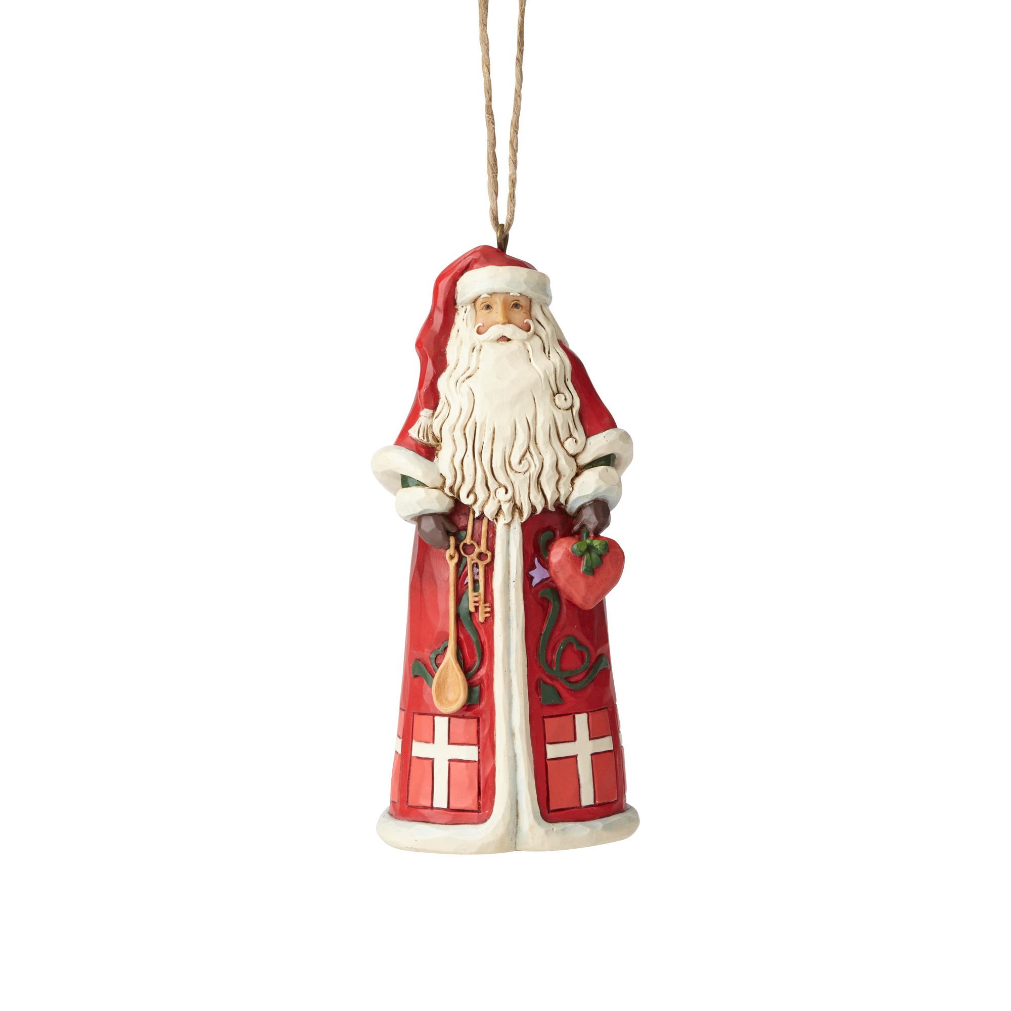 Danish Santa By Jim Shore Ornament For Sale At Otto S Granary