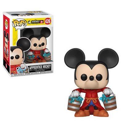 Otto's Granary Mickey's 90th Apprentice Mickey #426 POP! Bobblehead