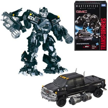 Otto's Granary Transformers Masterpiece Movie Series Ironhide MPM-6 - Exclusive