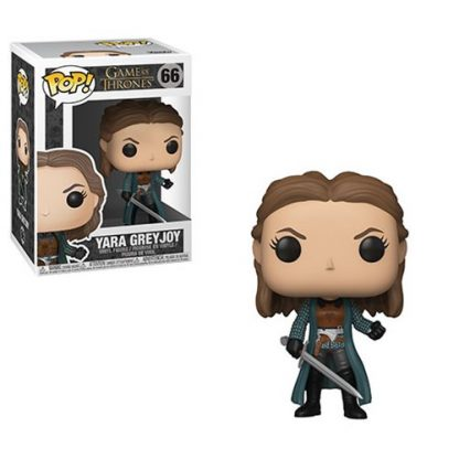 Otto's Granary Game of Thrones Yara Greyjoy #66 POP! Bobblehead