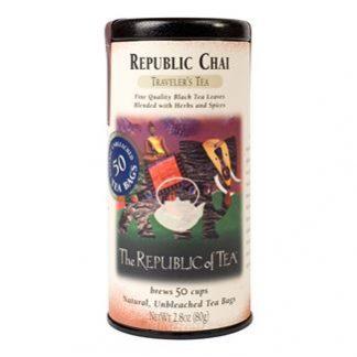 Otto's Granary Republic Chai® Black Tea Bags by The Republic of Tea