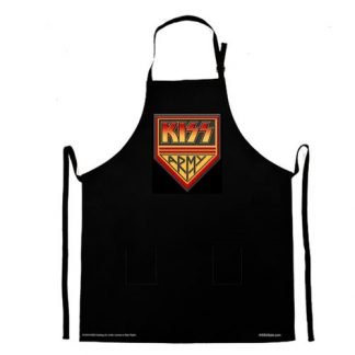 Otto's Granary KISS Army Apron