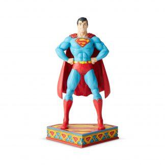Otto's Granary Superman Silver Age by Jim Shore