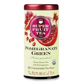 Otto's Granary Organic Pomegranate Green Superfruit Tea by The Republic of Tea