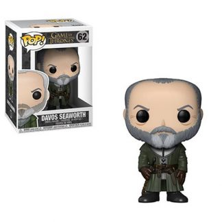 Otto's Granary Game of Thrones Davos Seaworth #62 POP! Bobblehead