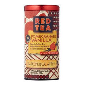 Otto's Granary Pomegranate Vanilla Red Tea by The Republic of Tea