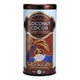 Otto's Granary Coconut Cocoa Cuppa Chocolate Tea by The Republic of Tea