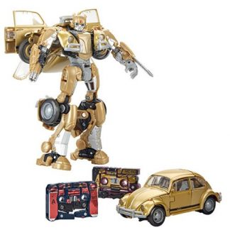 Otto's Granary Transformers Studio Series 20 Bumblebee Vol. 2 Retro Pop Highway - Exclusive