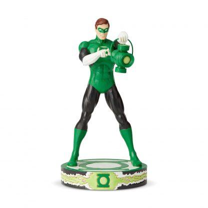 Otto's Granary Green Lantern Silver Age by Jim Shore