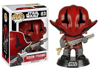 Otto's Granary Star Wars Sidon Ithano #83 POP!