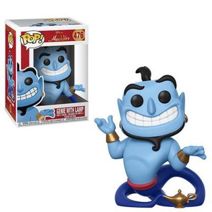 Otto's Granary Aladdin Genie with Lamp #476 POP! Bobblehead