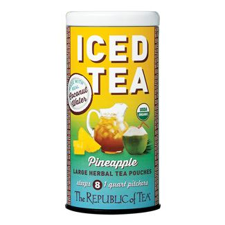Otto's Granary Organic Pineapple Coconut Water Iced Tea Pouches by The Republic of Tea