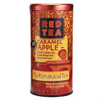 Otto's Granary Caramel Apple Red Tea by The Republic of Tea