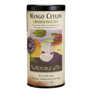 Otto's Granary Mango Ceylon Black Tea by The Republic of Tea