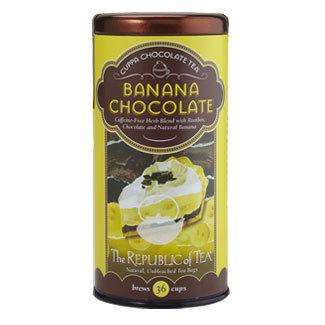 Otto's Granary Banana Cuppa Chocolate Tea by The Republic of Tea