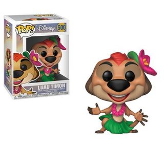 Otto's Granary The Lion King Luau Timon #500 POP! Bobblehead