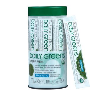 Otto's Granary Organic Daily Greens™ Single Sips® by The Republic of Tea
