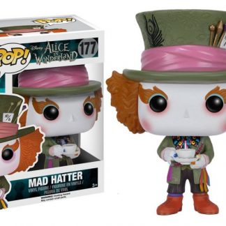 Otto's Granary Alice in Wonderland: Mad Hatter #177 POP! Bobbleheads