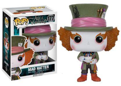 Otto's Granary Alice in Wonderland: Mad Hatter #177 POP! Bobbleheads