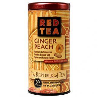 Otto's Granary Ginger Peach Red Tea by The Republic of Tea