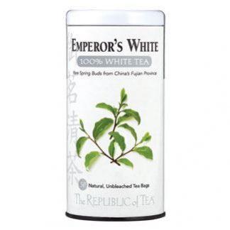 Otto's Granary Emperor's White Tea by The Republic of Tea