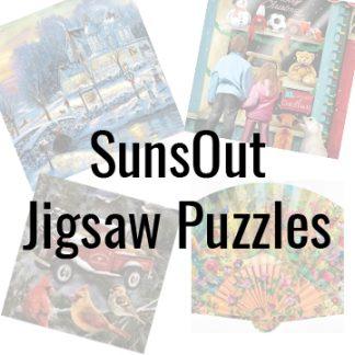SunsOut Jigsaw Puzzles