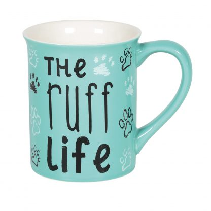 Otto's Granary Ruff Life Mug by Our Name Is Mud