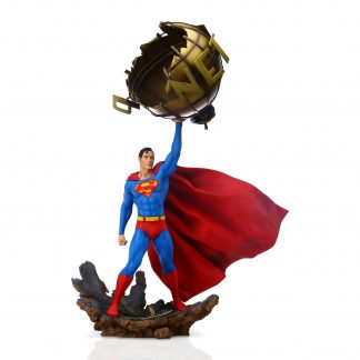 Otto's Granary Superman Statue by Grand Jester Studios