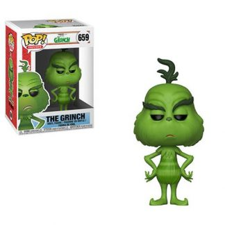 Otto's Granary The Grinch Movie The Grinch #659 Pop! Vinyl Figure