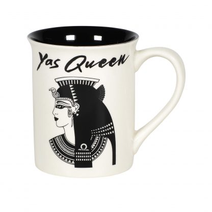 Otto's Granary Yas Queen Cleopatra Mug by Our Name Is Mud