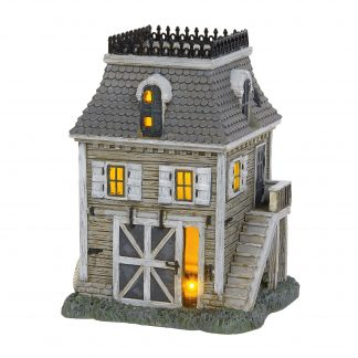 Otto's Granary The Addams Fam Carriage House by Dept 56