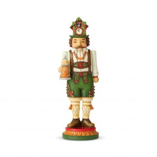 "Otto's Granary Nutcracker ""Prost!"" by Jim Shore Heartwood Creek"