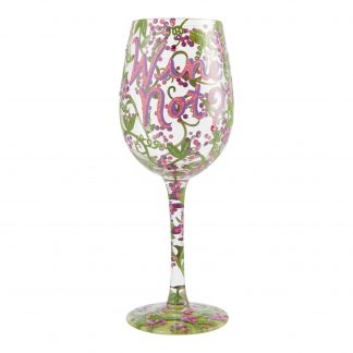 Otto's Granary Wine Not? 15oz. Wine Glass by Lolita